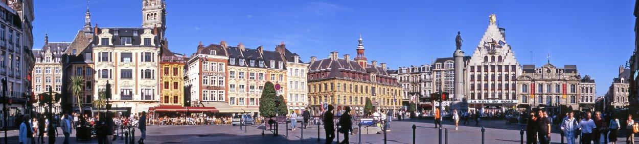 Nos circuits visit nord pas de calais agence r ceptive for Lille capitale des flandres